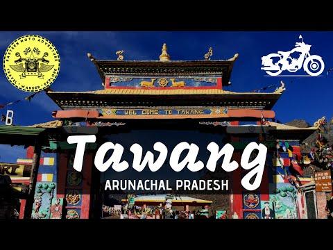 TAWANG | ARUNACHAL PRADESH | SELA PASS | TAWANG MONASTERY | NORTHEAST INDIA