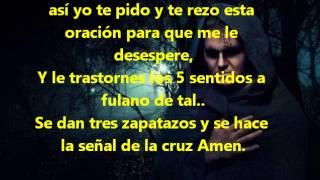 Oracion a Juan del desespero