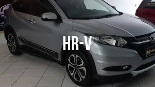 HR-V 2017 EXL-NELSINHOAUTOMOVEISBAURU