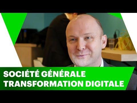 La Société Générale embarque tous ses collaborateurs dans l'ère digitale