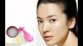 Asya Güzellik Sırları  Bir Geyşa Kadar muhteşem olun