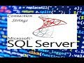 Como criar Connection Strings consistentes para SQL Server