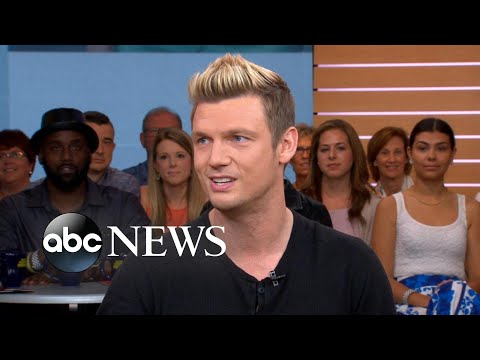 Nick Carter says his 'Boy Band' contestants can 'sing their butts off'