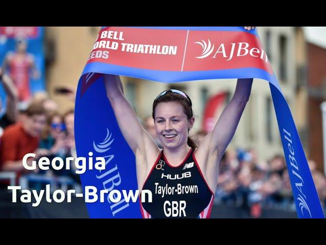 Tokyo 2020 Olympic Triathlon Georgia Taylor Brown Gbr Youtube