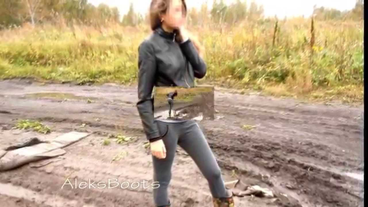 rubber girl
