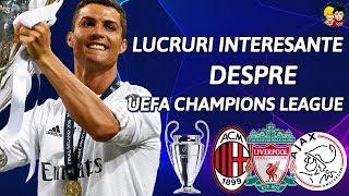 Lucruri Interesante despre Uefa Champions League