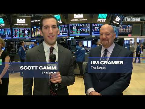 Jim Cramer on American Airlines, Apple, Amazon, Adobe, Oracle, IBM, Staples and PVH