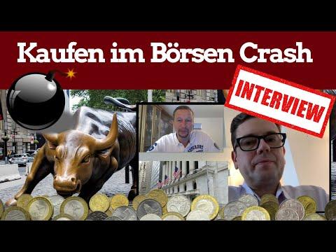 Kaufen im Börsen Crash - Aktien & Immobilien - Tim Schäfer packt aus