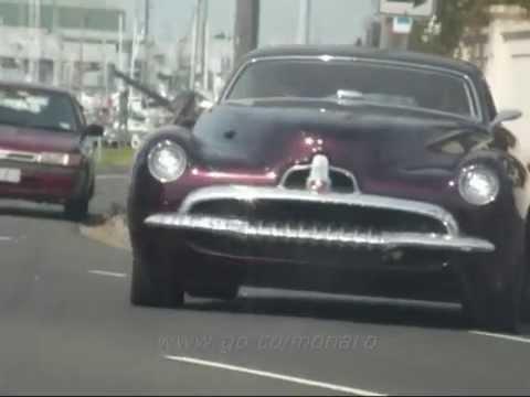 Concept Coupe Efijy Gm Holden 1950s Corvette Power Youtube