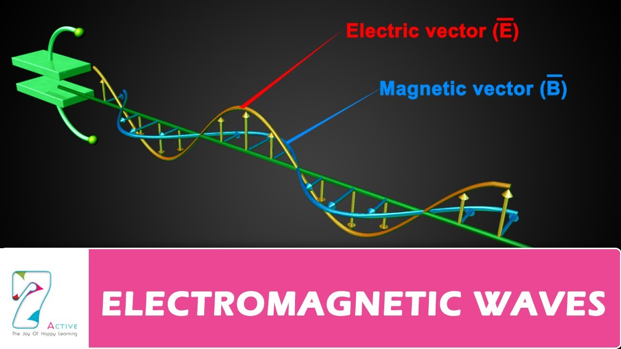 electromagnetic waves part 01 youtube