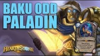 (Hearthstone) Odd Paladin Is Fast EZ gold | Boomsday Project