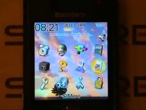 Blackberry Pearl 8100 Dual SIM Card Adapter Simore for Blackberry Pearl 8100