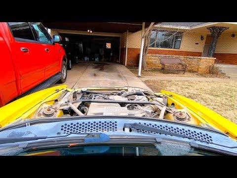 Copart 94 Mustang GT - Will it Run and Drive? Find out now!!
