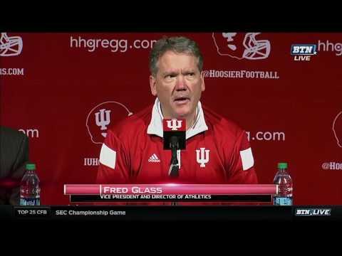 Tom Allen Announced as Next Indiana Head Coach
