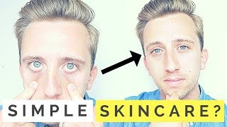 HOW TO AGE WELL!!! - The Simple Skincare Routine For Men