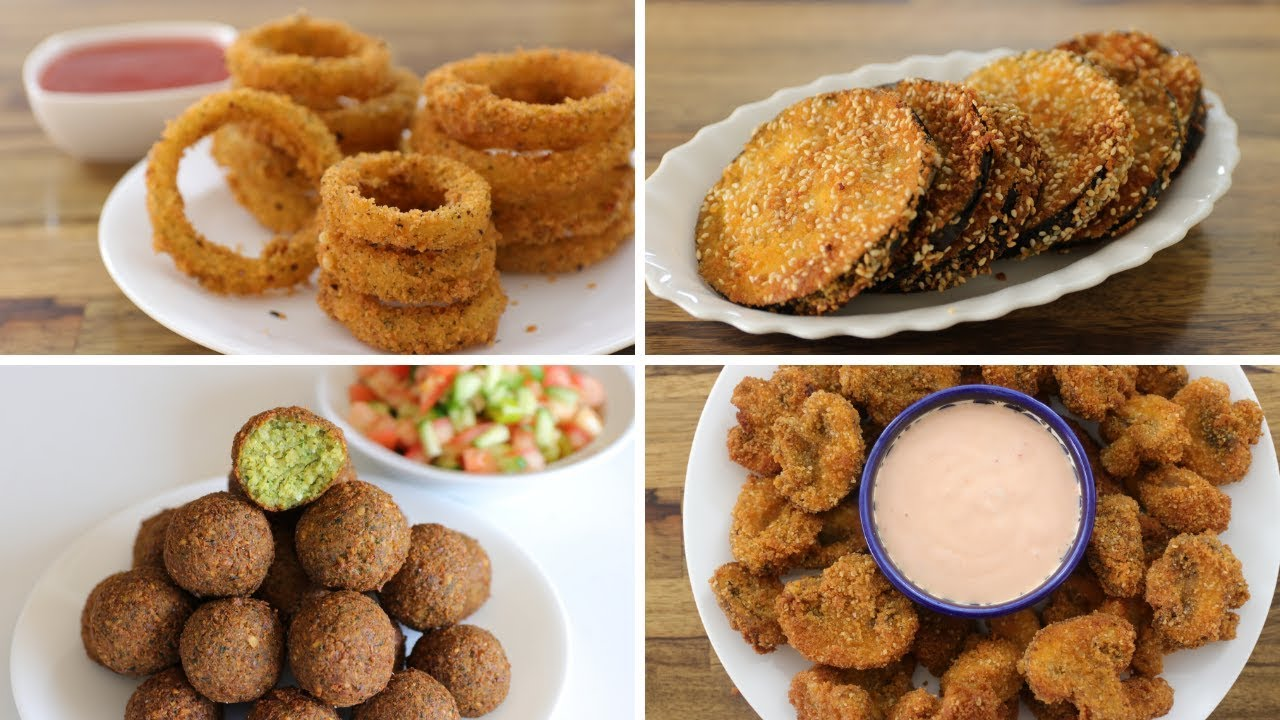 5 Best Fried Food Recipes