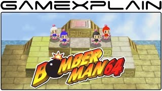 Bomberman 64 – Game & Watch (Wii U eShop)
