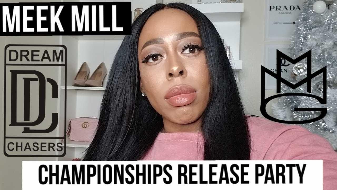 MEEK MILL | CHAMPIONSHIPS | ALBUM RELEASE PARTY | LIT