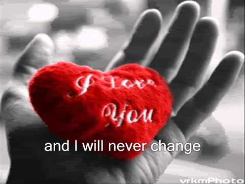 I WILL ALWAYS LOVE YOU  -  Kenny Rogers  (Lyrics)