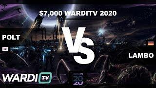 Polt vs Lambo (TvZ) - $7,000 WardiTV 2020 Qualifiers