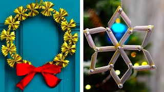 20 AMAZING DIY CHRISTMAS DECORATIONS