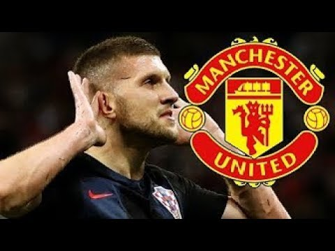 Ante Rebić | Welcome to Manchester United?! | Sublime Skills & Goals 2018 | HD