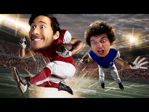Markiplier Footballs the Super Bowl