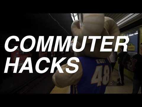 Commuter Hacks // RU Student Life