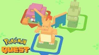 Pokémon Quest Unlock Legendary Pokémon Charizard (iOS, Android, Nintendo Switch Pokémon: Let's Go)