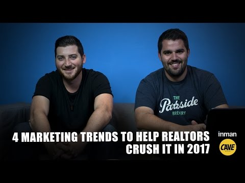 4 Marketing Trends to Help Realtors Crush It in 2017