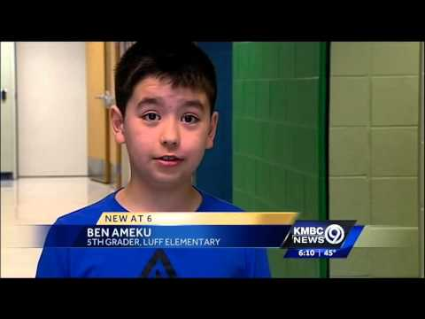 KMBC-TV report on Google Expeditions in the Independence School District.