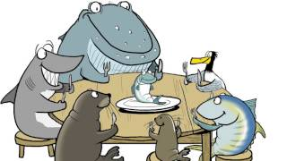 What Are Forage Fish?| A Cartoon Crash Course