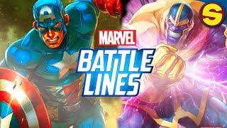 MARVEL BATTLE LINES! LET