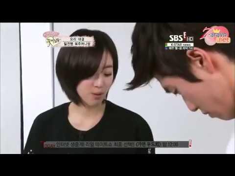 [Vietsub] Pretty Boys T-ara - Ep 7 - Kiến thức nấu ăn ngon tại nhà