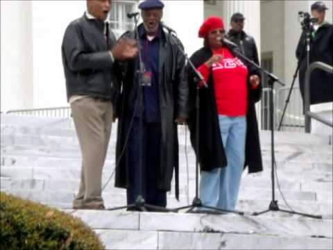 Original Freedom Singers of The Civil Rights Movement