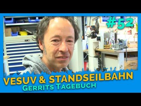 Gerrits Tagebuch Vol. 52 - Vesuv *  Italien-Update * Wasserspiegelung * Kolosseum * Marmorsteinbruch