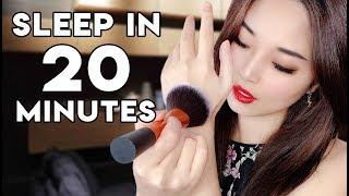 [ASMR] Fall Asleep in 20 Minutes ~ Relaxing Sleep Triggers