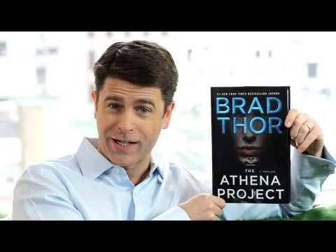 The Athena Project Brad Thor