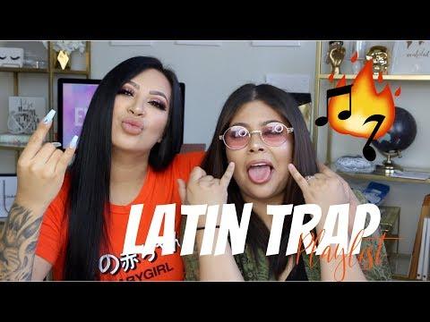 Latin Trap Playlist.    EVETTEXO