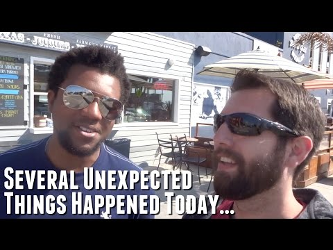 Several Unexpected Things Happened Today... (Day 215 - 6.3.2015)