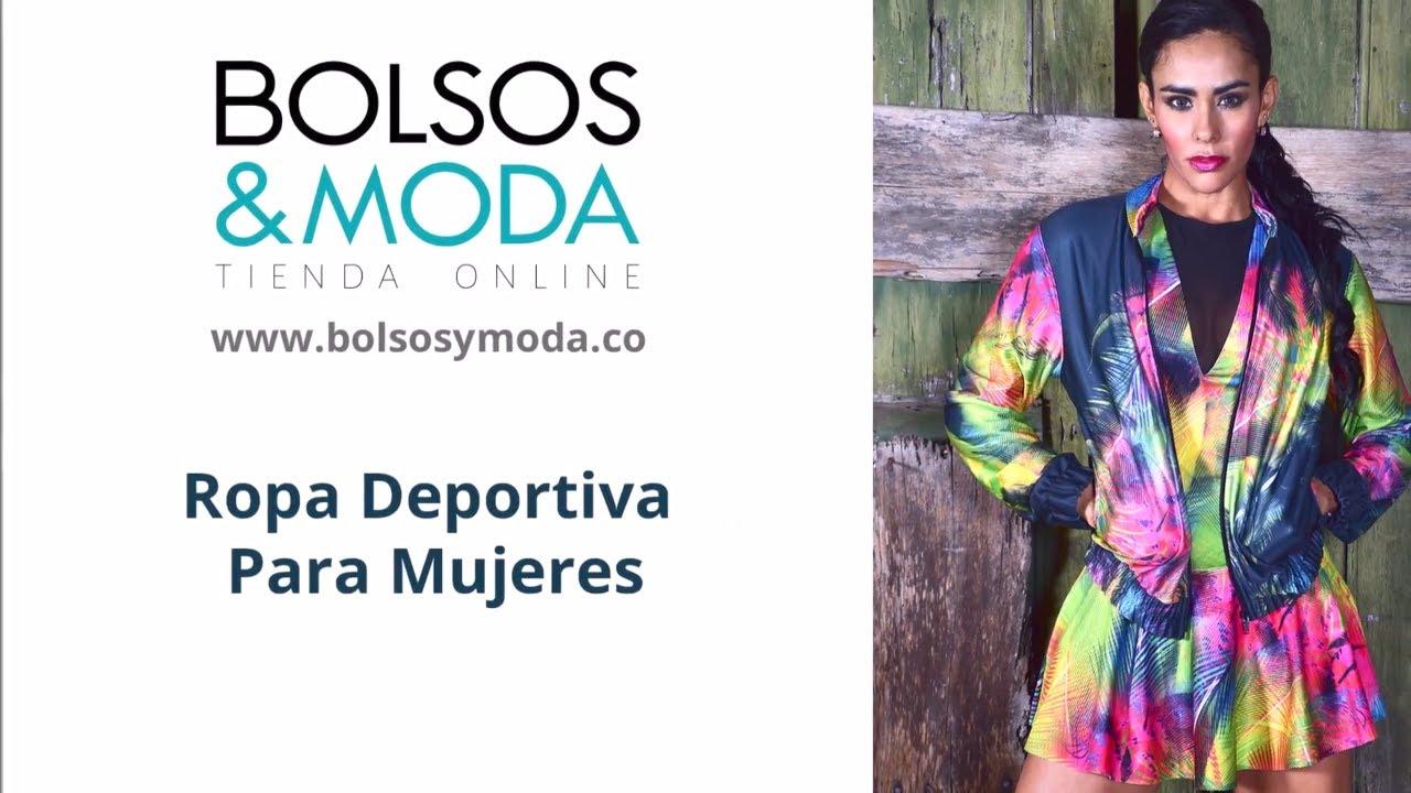 44f33b6170f Ropa Deportiva Para Mujeres - Bolsos y Moda Blog