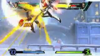 UMvC3 Nocturna Fight Club #3 Grand Finals - PureElite vs. Evil