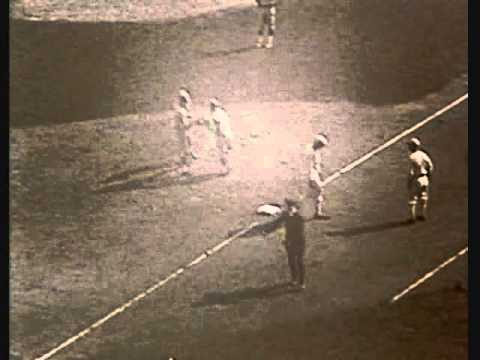 Deadball Era Baseball Game Footage (1900-1920)