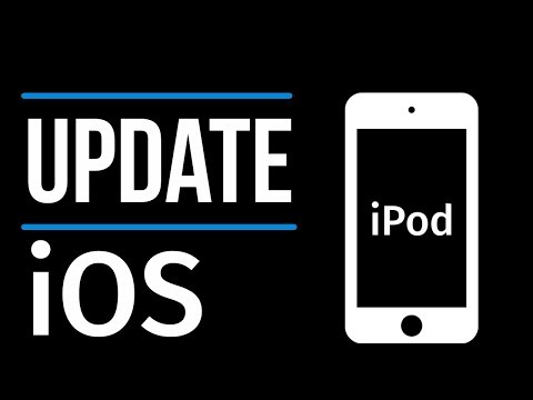 How To Update IPod Touch To The Latest IOS Version 2019