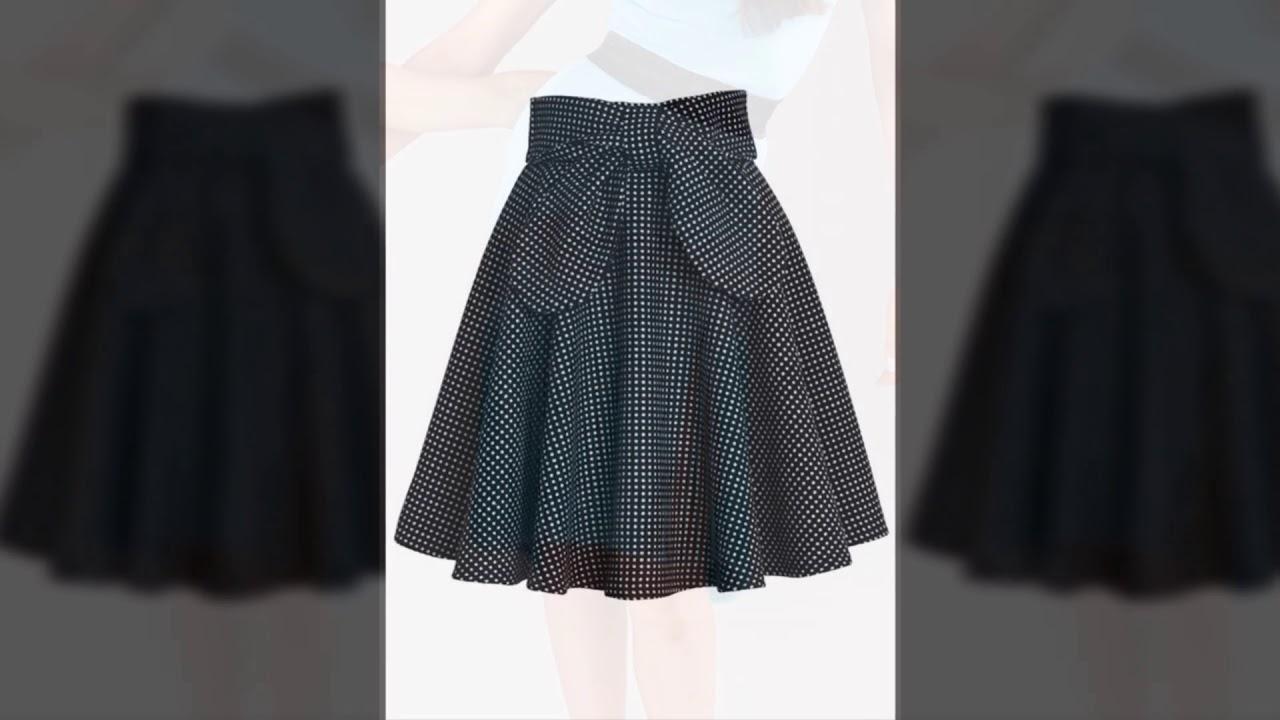 6428a61fe Faldas para jovenes modelos de ultima moda oufis 2018