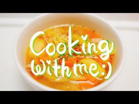 【簡単ポトフダイエット】脂肪燃焼、冷え性&便秘改善!冷蔵庫のお掃除にも!【料理動画】 |PEKO