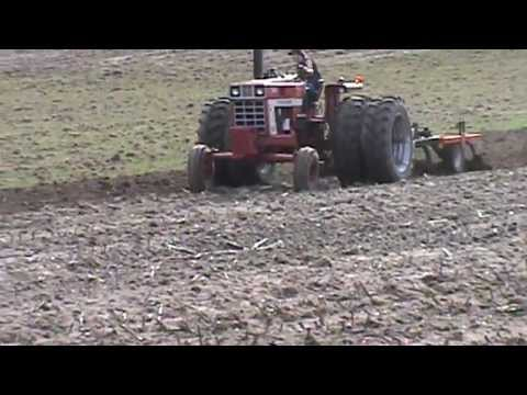 Chisel Plowing 2013