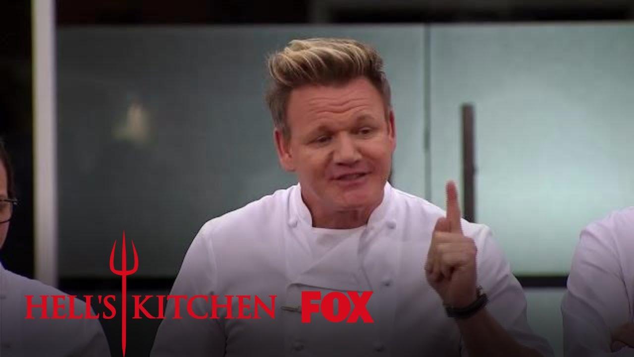 Youtube Hell S Kitchen Season