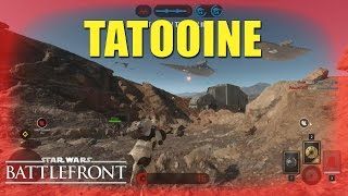 Star Wars Battlefront Walker Assault - Tatooine
