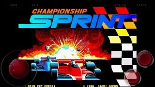 Championship Sprint: Arcade 60fps.
